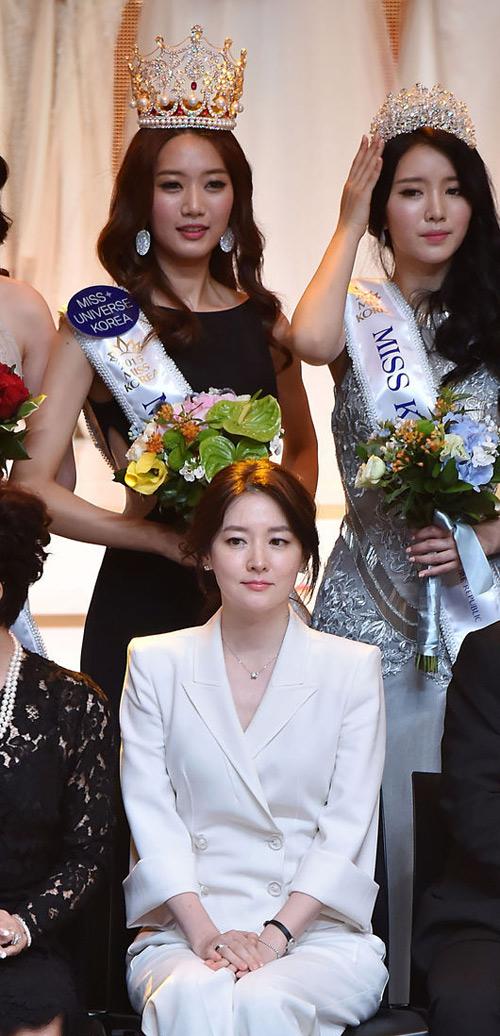 44 tuổi, Lee Young Ae được khen trẻ đẹp hơn hoa hậu - 2