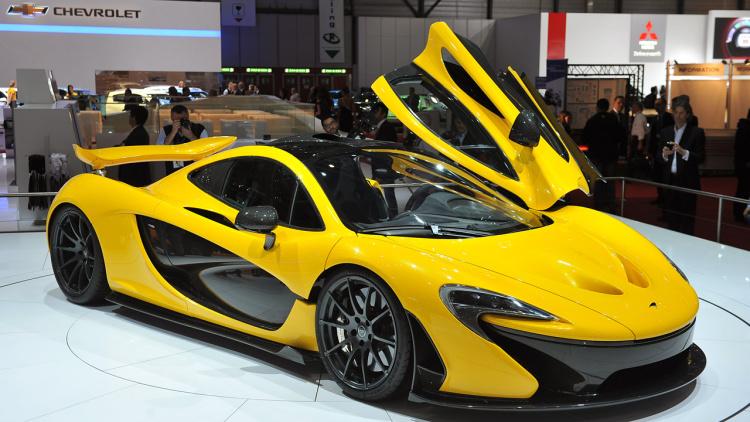 Điểm danh những siêu xe hydrid nhanh nhất thế giới - 2