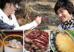 """9 món ăn ngon """"nhìn phát thèm"""" trên màn ảnh Hàn"""