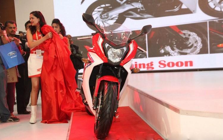 Honda CBR650F giá 172 triệu đồng cho đặt hàng trước - 1