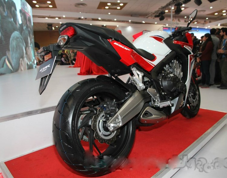 Honda CBR650F giá 172 triệu đồng cho đặt hàng trước - 9