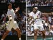 Hot shot: Federer-Djokovic đôi công kinh điển