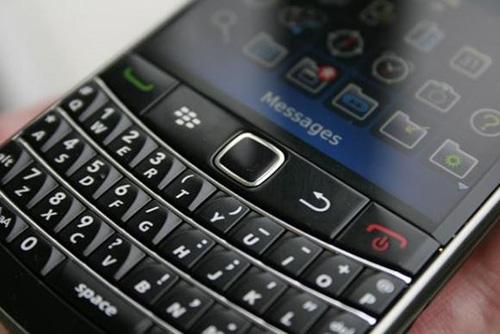 Đánh giá về BlackBerry Bold 9700 Black