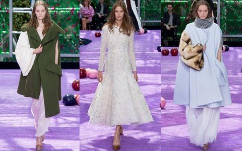 Lạc vào khu vườn ảo diệu của Christian Dior