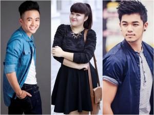 Đặt bàn cân 3 giọng ca xuất sắc nhất Vietnam Idol 2015