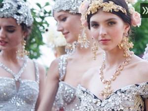 Lạc lối trong thiên đường hạ giới của Dolce&Gabbana