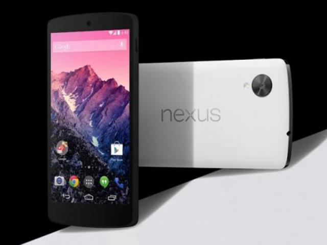 Nexus 5 (2015) lộ điểm chuẩn cực khủng