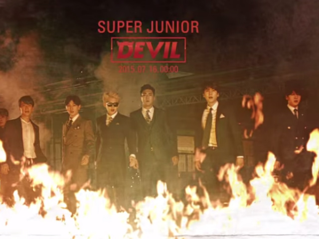 Super Junior tung MV mới trước khi ngừng hoạt động