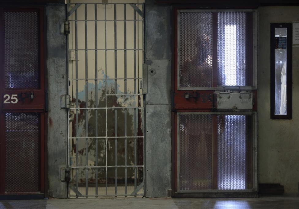 Đột nhập các nhà tù khét tiếng ở Mỹ - 10