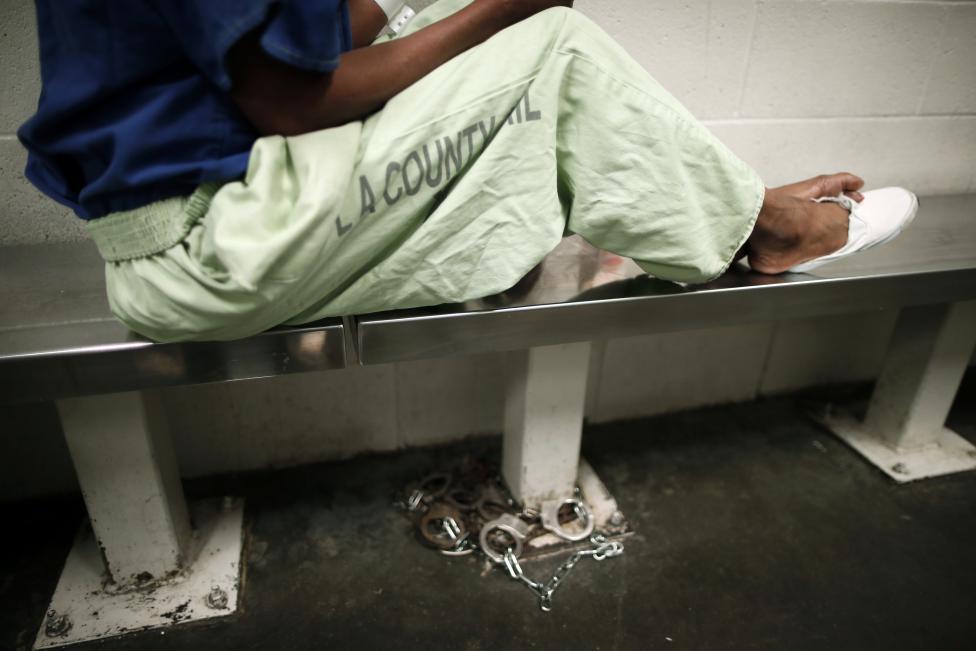 Đột nhập các nhà tù khét tiếng ở Mỹ - 11