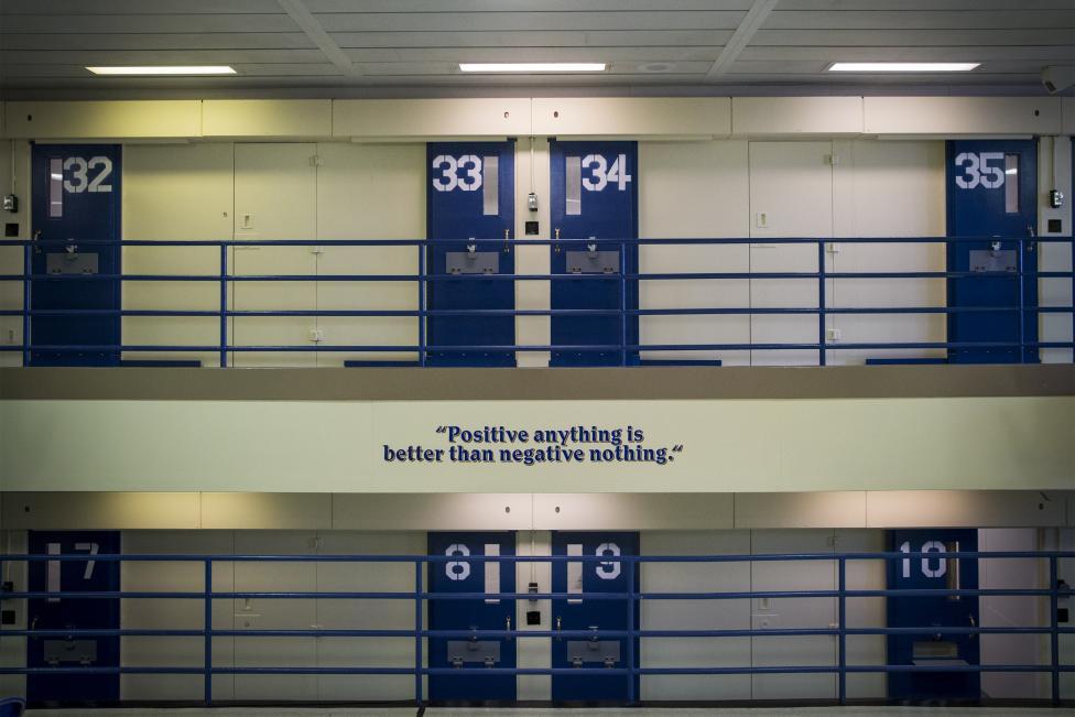 Đột nhập các nhà tù khét tiếng ở Mỹ - 2