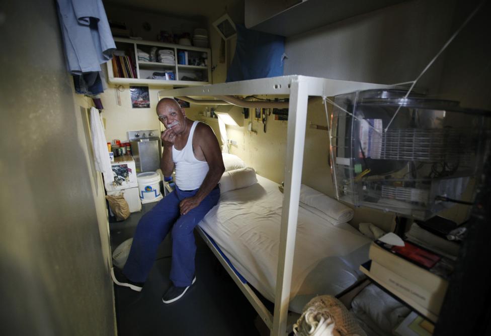 Đột nhập các nhà tù khét tiếng ở Mỹ - 5