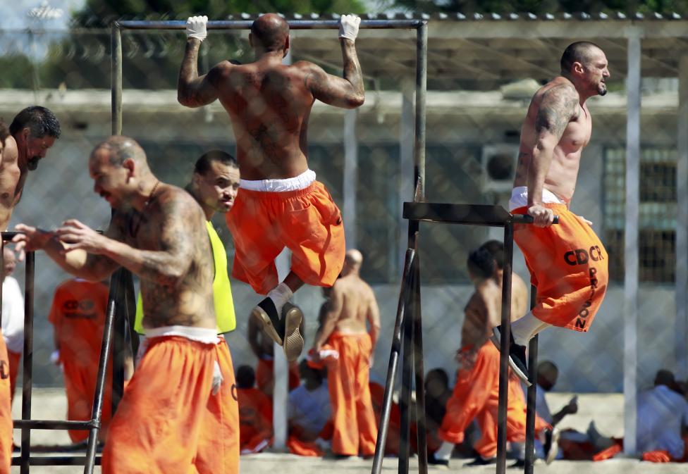 Đột nhập các nhà tù khét tiếng ở Mỹ - 7