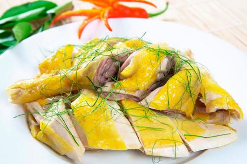Những món ăn dân dã tuyệt ngon ở làng cổ Đường Lâm - 6