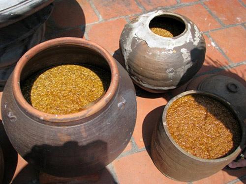 Những món ăn dân dã tuyệt ngon ở làng cổ Đường Lâm - 1