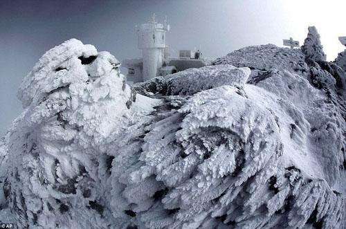 Thám hiểm ngọn núi có khí hậu tồi tệ nhất hành tinh - 11