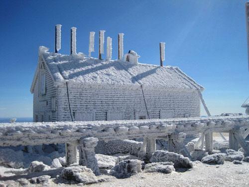 Thám hiểm ngọn núi có khí hậu tồi tệ nhất hành tinh - 3