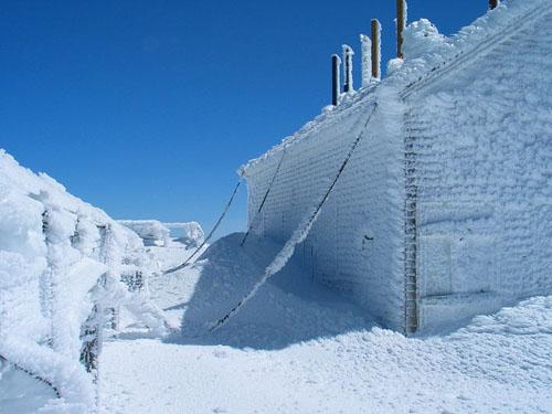 Thám hiểm ngọn núi có khí hậu tồi tệ nhất hành tinh - 5