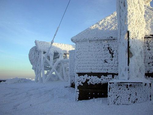 Thám hiểm ngọn núi có khí hậu tồi tệ nhất hành tinh - 7