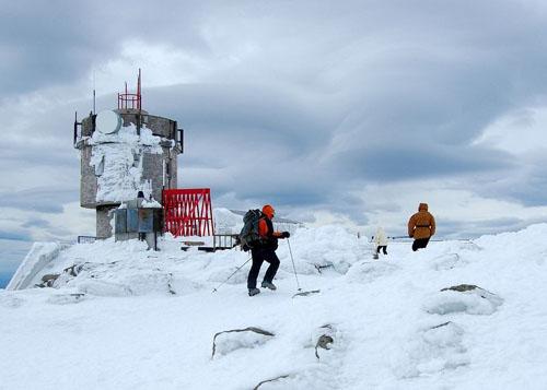 Thám hiểm ngọn núi có khí hậu tồi tệ nhất hành tinh - 9
