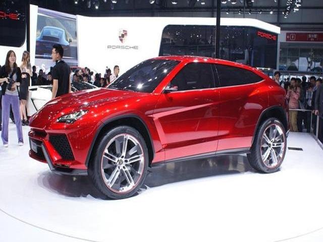 SUV Lamborghini Urus bản sản xuất sẽ tương tự bản concept