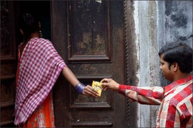 Gái mại dâm Ấn Độ muốn đàng hoàng kiếm sống bằng nghề - 1