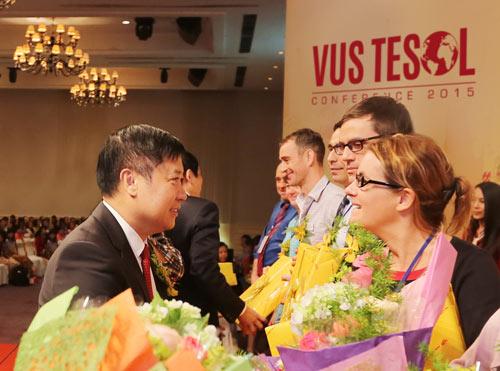 Hội nghị thường niên VUS TESOL 2015 về phương pháp giảng dạy tiếng Anh - 1