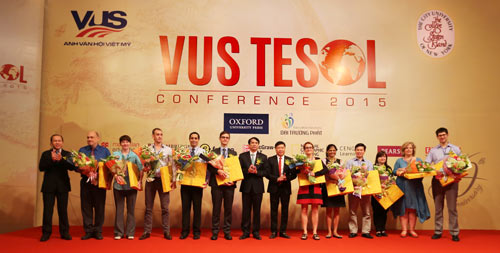 Hội nghị thường niên VUS TESOL 2015 về phương pháp giảng dạy tiếng Anh - 2