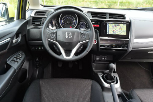 Đánh giá Honda Jazz 2015 giá 551 triệu đồng - 2