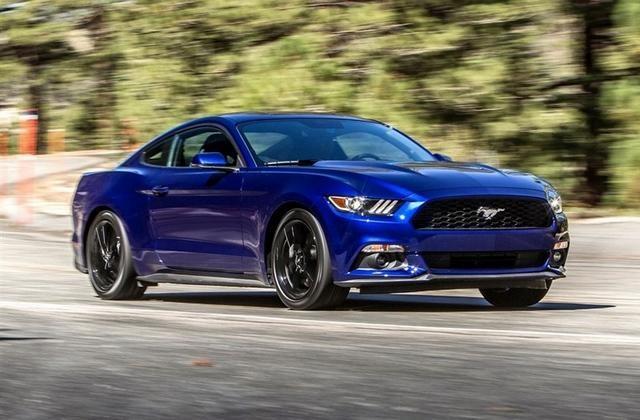 Ford Mustang V8 GT dự kiến có giá bán khoảng 130.787 USD - 1