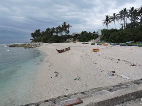 Hút hồn vẻ đẹp ruộng bậc thang giữa biển Đông - 1