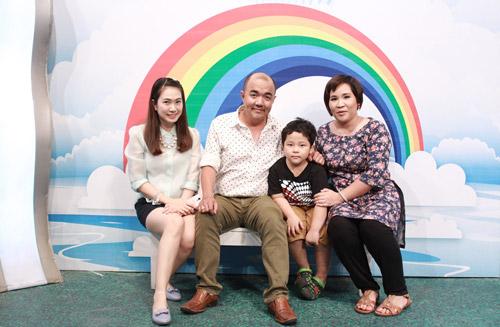 Quốc Thuận hạnh phúc khi được làm cha - 6