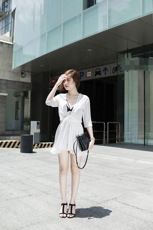 """7 nghệ sĩ Việt chăm """"lăng xê"""" thời trang đường phố - 5"""
