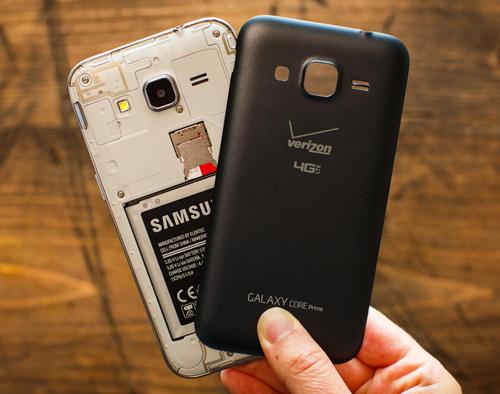 Đánh giá Samsung Galaxy Core Prime: Rẻ và đơn giản - 4