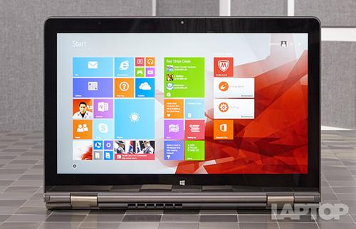 Đánh giá Lenovo ThinkPad Yoga 15 - 3