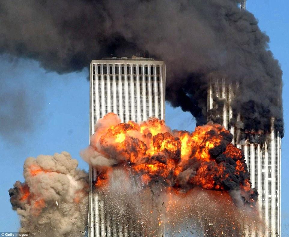 Ảnh chưa từng công bố về vụ tấn công khủng bố 11.9 - 10
