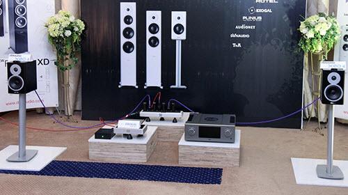 Hàng chục dàn âm thanh trình diễn khả năng phát nhạc lossless - 3