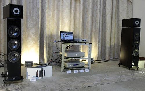 Hàng chục dàn âm thanh trình diễn khả năng phát nhạc lossless - 6