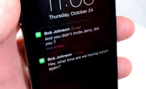 3 mẹo bảo mật thông tin trên màn hình khóa iPhone - 3