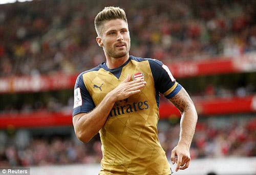 Arsenal - Lyon: Thần công ra oai - 1