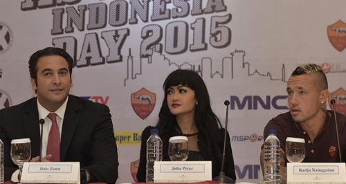 Đến Indonesia du đấu, SAO Roma bị từ chối nhập cảnh - 2