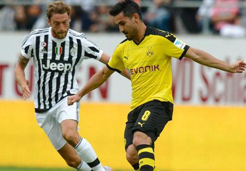 Dortmund - Juventus: Sắc vàng lấn lướt - 1