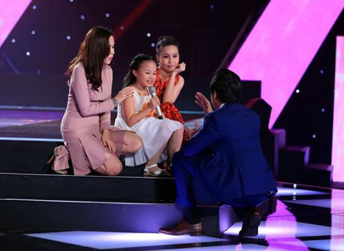 Cậu bé 13 tuổi hát hit Sơn Tùng gây sốt The Voice Kids - 5