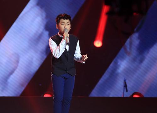 Cậu bé 13 tuổi hát hit Sơn Tùng gây sốt The Voice Kids - 11