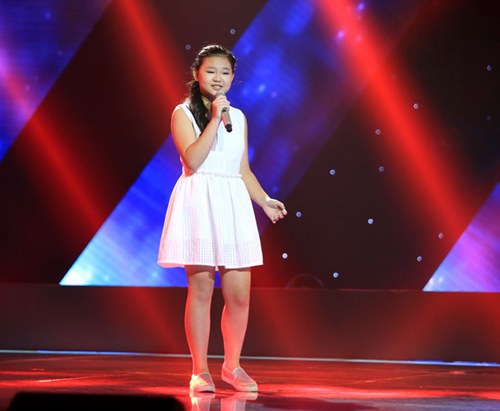 Cậu bé 13 tuổi hát hit Sơn Tùng gây sốt The Voice Kids - 9