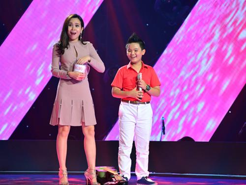 Cậu bé 13 tuổi hát hit Sơn Tùng gây sốt The Voice Kids - 6