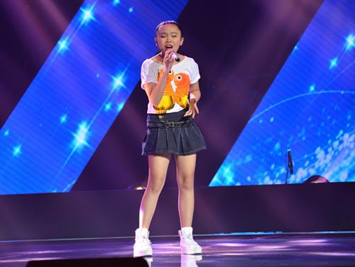 Cậu bé 13 tuổi hát hit Sơn Tùng gây sốt The Voice Kids - 3