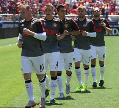 TRỰC TIẾP Barca - MU: Cơ hội cho tuyển trẻ (KT) - 3