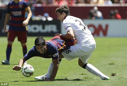 TRỰC TIẾP Barca - MU: Cơ hội cho tuyển trẻ (KT) - 7
