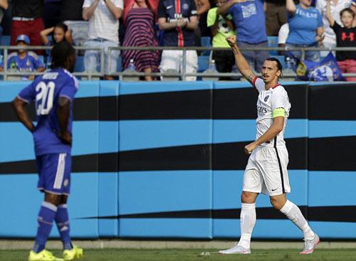 """PSG - Chelsea: Loạt """"đấu súng"""" cân não - 1"""